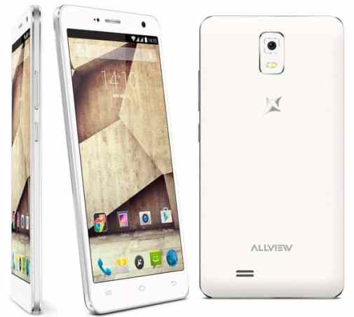 Allview P6 QMax Front