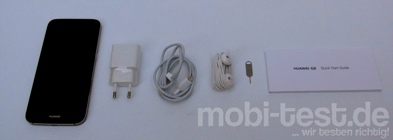 Huawei G8 Unboxing (2)
