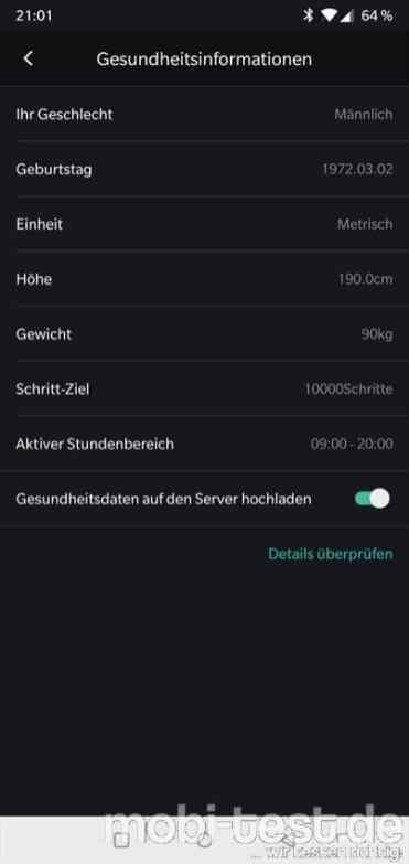 Mobvoi Ticwatch Pro Test App (14)