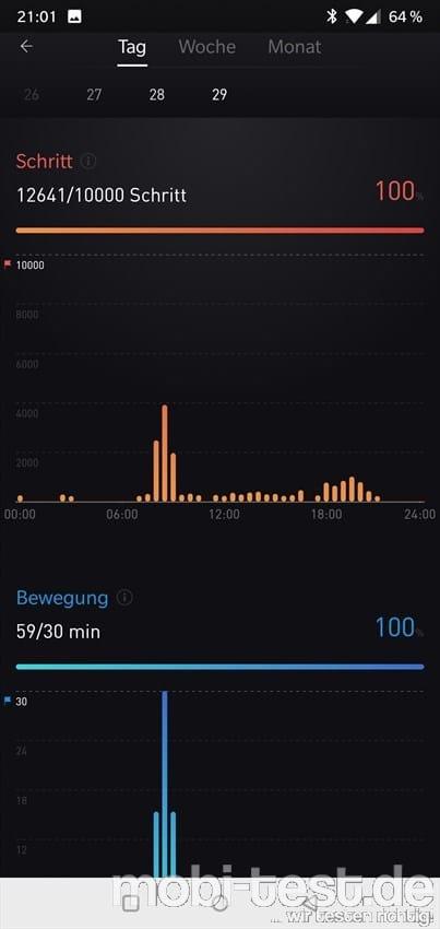 Mobvoi Ticwatch Pro Test App (15)