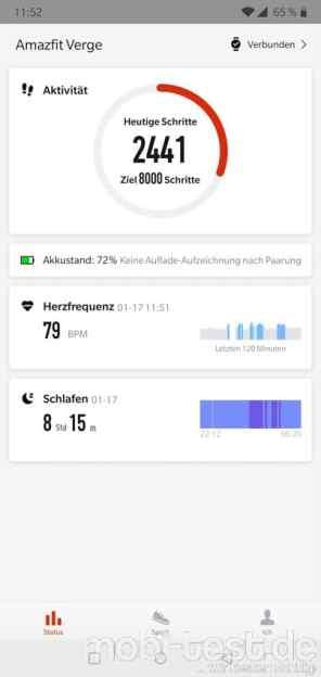 Amazfit Verge App (25)