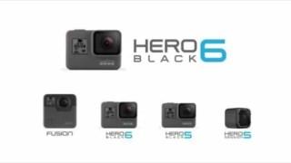 最新アクションカムGoPro HERO 6 と 初の360度カメラ『FUSION』のリーク情報!