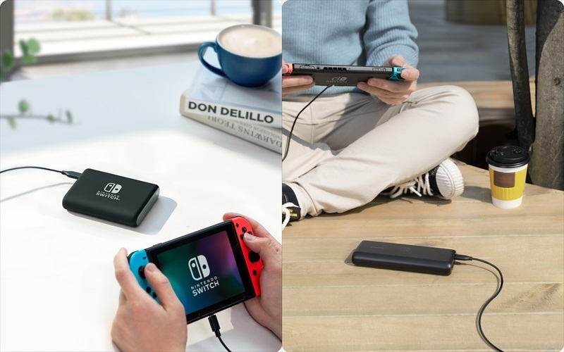 Anker PowerCore Nintendo Switch Edition