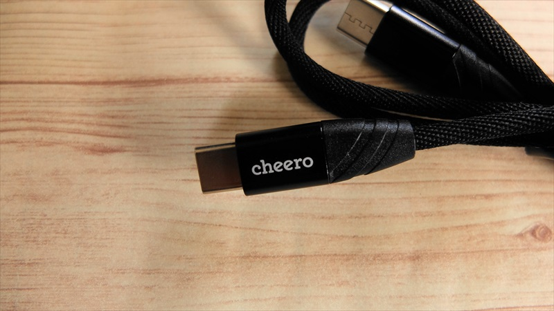 Power Delivery 45Wまで対応!超高速充電可能なモバイルバッテリー!cheero Power Deluxe 20100mAh