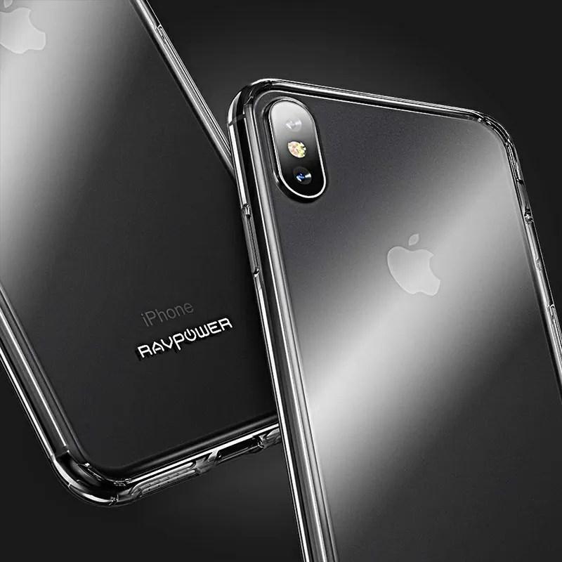 RAVPowerが新iPhone(iPhoneXC,iPhoneXS,iPhoneXSplus)ケース発売