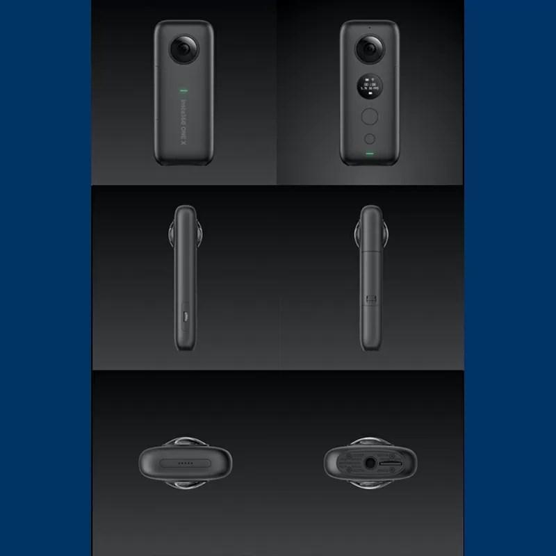 360度カメラInsta360 ONE Xが発表!ジンバルいらずの手ぶれ補正