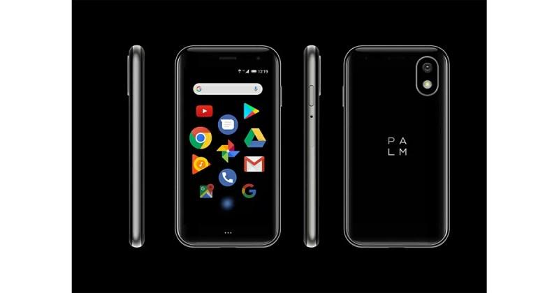 Palm Phoneの詳細スペック表