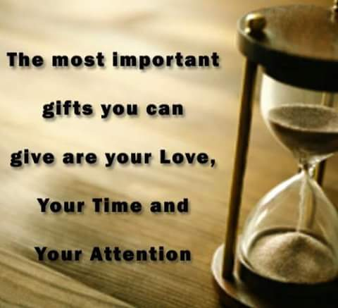 Love-time-attention