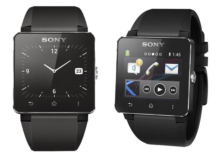 Sony представила SmartWatch 2 с поддержкой NFC