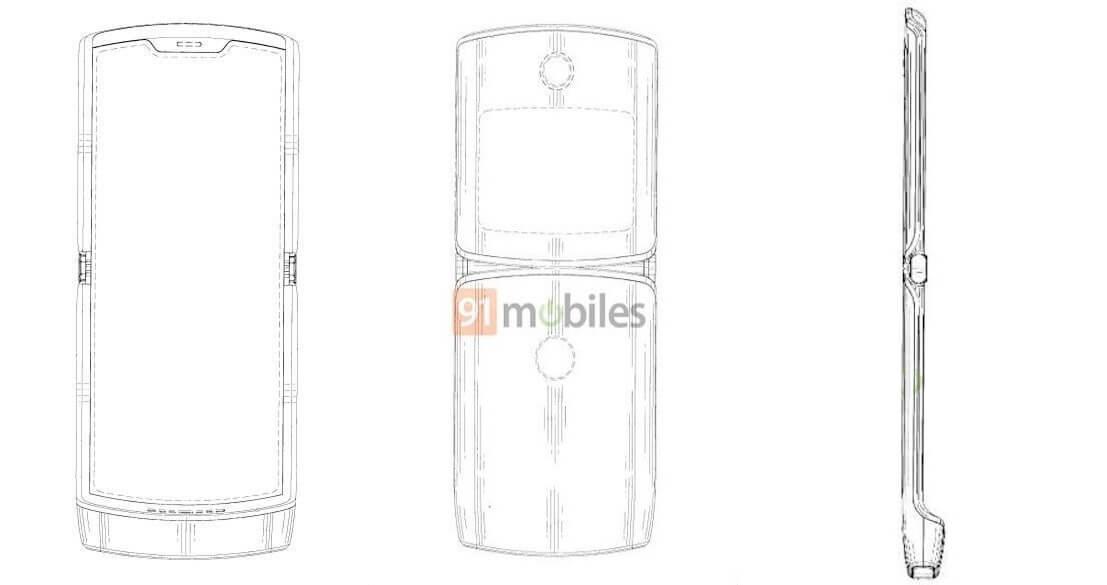 Motorola представит в феврале складной смартфон RAZR 2019