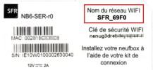 ssid SFR