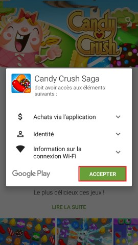 Applications Sony android 6.0 playstore instal accepter