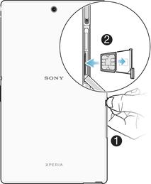 Carte SIM & Code PIN : Sony Xperia Z3 • Mobidocs