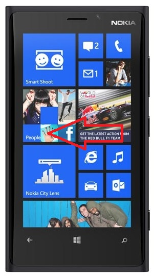 contact code pin ecran verrouillage Lumia windows 8.1 parametre glisser