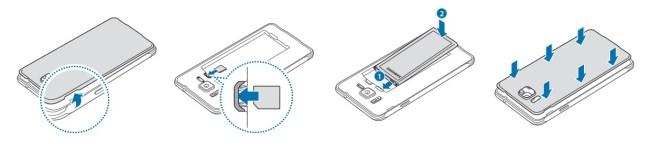 Samsung Galaxy Alpha SIM