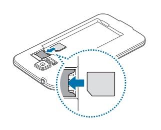 Samsung Galaxy S5 sim