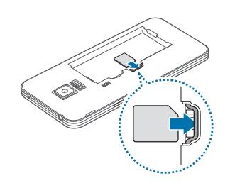 Samsung Galaxy S5 Mini carte SIM