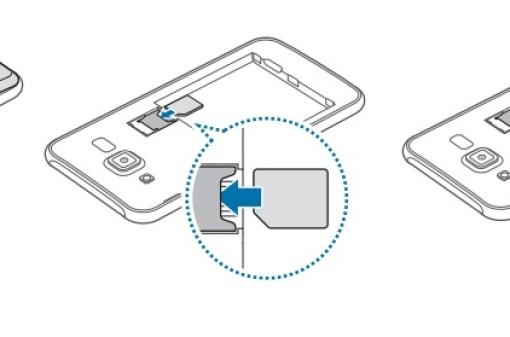 Samsung Galaxy J5 SIM unique