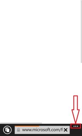 Internet Lumia windows 8.1 explorer points