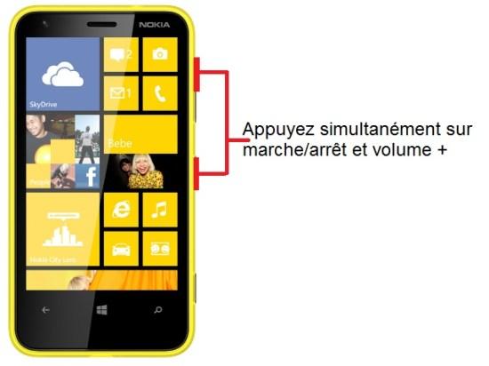 Microsoft Nokia Lumia 620 screenshot