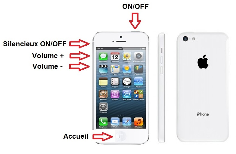 iphone 5c guide complet et mode emploi u2022 mobidocs rh mobidocs fr guide utilisateur iphone 5s ios 10 notice utilisation iphone 5s