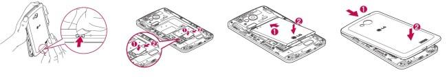 LG L60 carte SIM