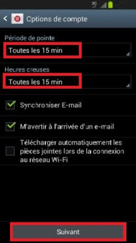 mail Samsung-4.4 mail synchro