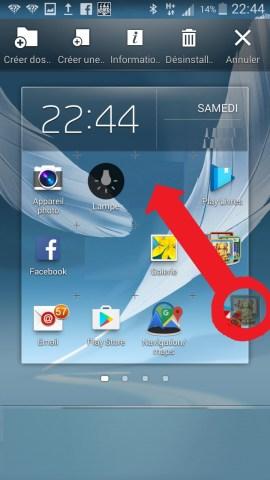 Personnaliser Samsung thème sonnerie fond d'écran application 2