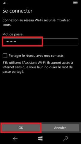 Internet Lumia Windows 10 Wi-Fi