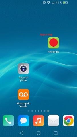 Applications Huawei