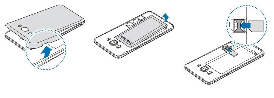 Insérer Carte Sim Changer Code Pin Samsung J5 2016 Mobidocs