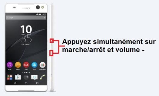 Sony Xperia C5 ultra screenshot
