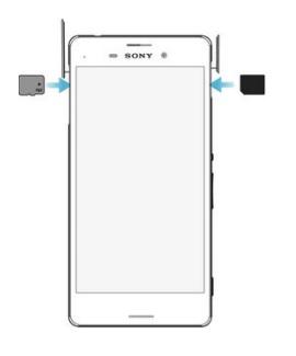 Sony-xperia M4 aqua carte SIM
