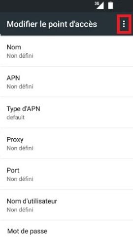 internet Wiko 6.0 5.1 apn