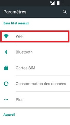internet Wiko 6.0-wifi