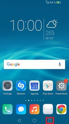 Trucs astuces Huawei Honor 7-mutitache