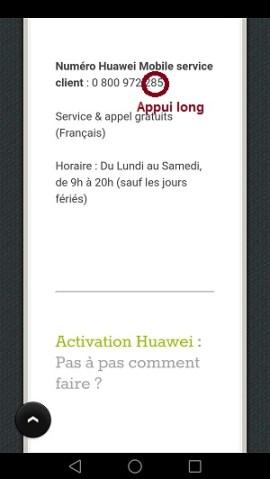 Trucs astuces Huawei P9-copier