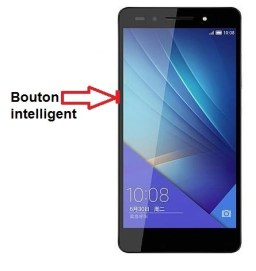 Trucs astuces Huawei Honor 7-bouton-intelligent