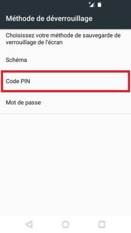 Trucs et astuces Wiko U Feel code pin