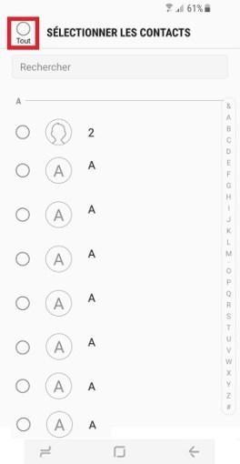 contact code pin ecran verrouillage Samsung S8 tout