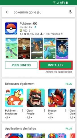 application Samsung android 7 nougat