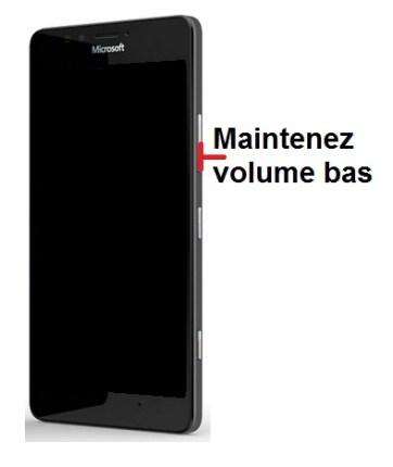 recovery mode Lumia