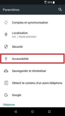 Trucs et astuces HTC raccrocher marche arret