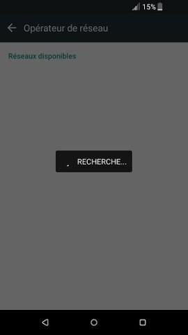 Réseaux HTC Desire 820