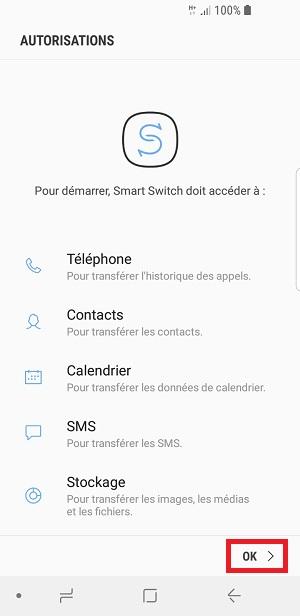 Calendrier Switch.Smart Switch Autorisation Ok Mobidocs