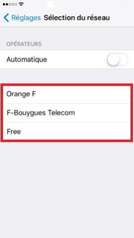 Iphone IOS 10