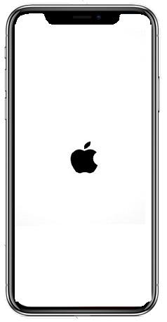 allumer iPhone X
