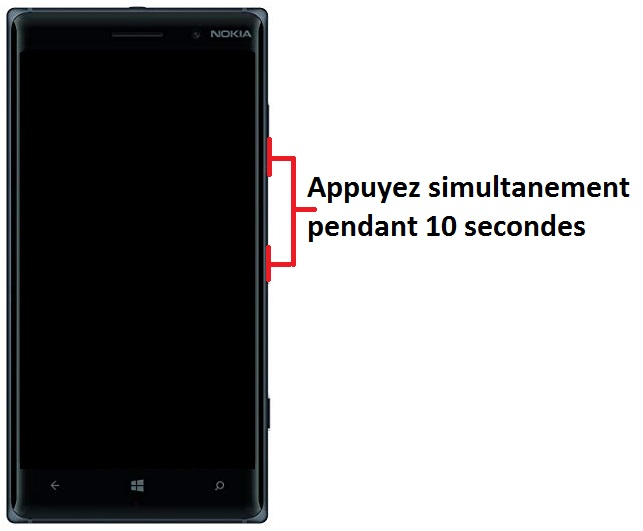 comment allumer ou  u00e9teindre son nokia lumia 620  u2022 mobidocs