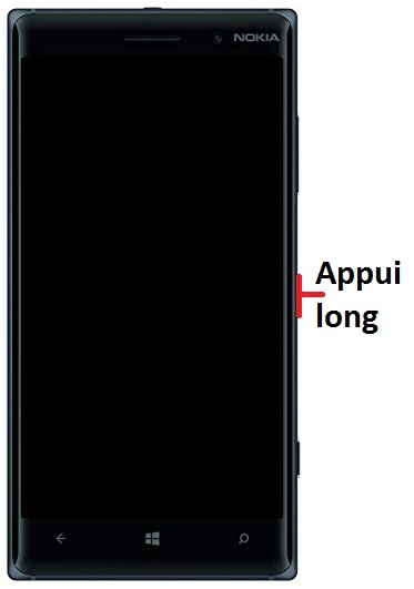 comment allumer ou  u00e9teindre son nokia lumia 830  u2022 mobidocs