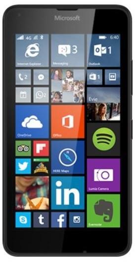 Allumer Lumia 640